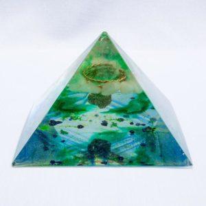 Tie Dye Series Pyramids